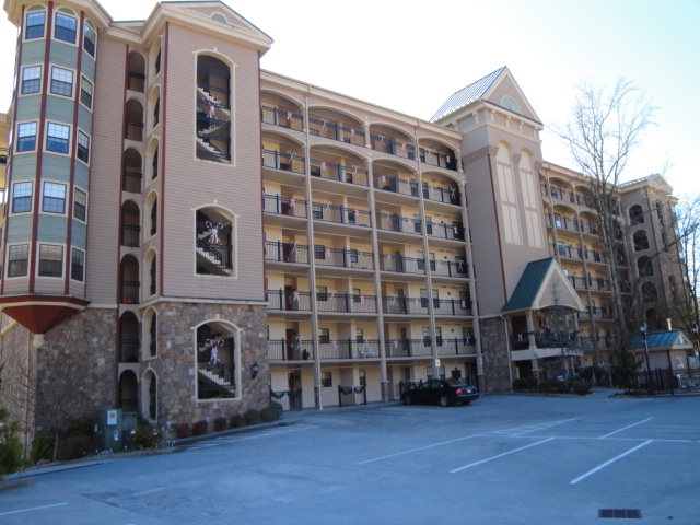 Gatlinburg Gatehouse Condos